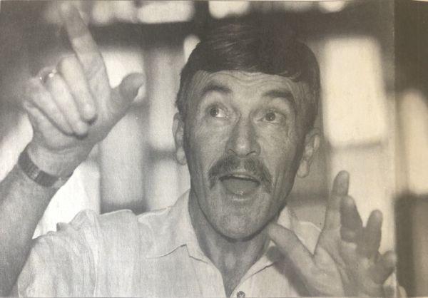 Roger Stevenson NZSSC