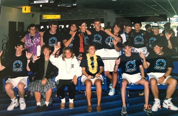1990 hawaii nzssc
